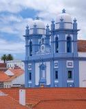 Εκκλησία Misericordia, Angra, Αζόρες Στοκ φωτογραφία με δικαίωμα ελεύθερης χρήσης