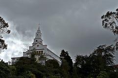 Εκκλησία Monserrate Στοκ εικόνες με δικαίωμα ελεύθερης χρήσης