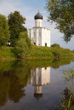 εκκλησία nerl Στοκ φωτογραφίες με δικαίωμα ελεύθερης χρήσης