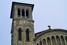 Εκκλησία Notre Dame, Νάντη, Γαλλία Clisson Στοκ εικόνες με δικαίωμα ελεύθερης χρήσης