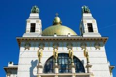 Εκκλησία nouveau τέχνης Στοκ φωτογραφία με δικαίωμα ελεύθερης χρήσης