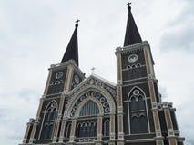 Εκκλησία Patisonti Niramon Maephra Στοκ φωτογραφία με δικαίωμα ελεύθερης χρήσης