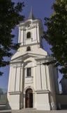 Εκκλησία Podersdorf Στοκ εικόνα με δικαίωμα ελεύθερης χρήσης