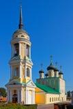 Εκκλησία Preobrazhenskiy της πόλης Voronezh Στοκ φωτογραφία με δικαίωμα ελεύθερης χρήσης