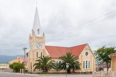 Εκκλησία, Riversdale, Νότια Αφρική Στοκ εικόνα με δικαίωμα ελεύθερης χρήσης