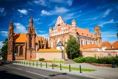 εκκλησία s ST της Anne Στοκ φωτογραφία με δικαίωμα ελεύθερης χρήσης