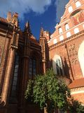εκκλησία s ST της Anne Στοκ εικόνες με δικαίωμα ελεύθερης χρήσης