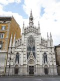 Εκκλησία Sacro Cuore del Suffragio, Ρώμη Στοκ Εικόνες