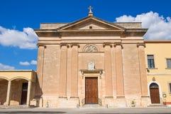 Εκκλησία Sacro Cuore. Manduria. Πούλια. Ιταλία. Στοκ Φωτογραφία