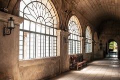 εκκλησία SAN agustin Στοκ Φωτογραφίες