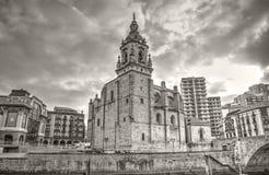 Εκκλησία SAN Anton Στοκ φωτογραφία με δικαίωμα ελεύθερης χρήσης