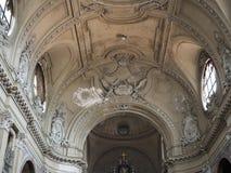 Εκκλησία SAN Filippo Neri στο Τορίνο στοκ φωτογραφίες με δικαίωμα ελεύθερης χρήσης