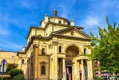 Εκκλησία SAN Gioachimo στο Μιλάνο, Ιταλία Στοκ εικόνες με δικαίωμα ελεύθερης χρήσης