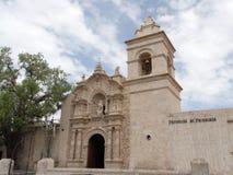 Εκκλησία SAN Lazaro - Arequipa, Περού Στοκ Εικόνες