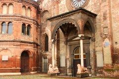 Εκκλησία SAN Luca, Κρεμόνα, Ιταλία Στοκ Φωτογραφίες