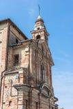 Εκκλησία SAN Martino στο Λα Morra, Langhe, Ιταλία Στοκ Εικόνα
