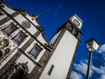 εκκλησία San Sebastian Στοκ Φωτογραφίες