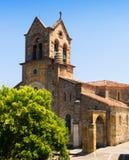 Εκκλησία SAN Vicente Martir Υ San Sebastian Frias, επαρχία του Β στοκ εικόνες με δικαίωμα ελεύθερης χρήσης