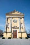 Εκκλησία Santa Margherita & x28 ST Margaret& x29  σε Campodoro & x28 PD& x29  Στοκ Εικόνα