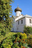 Εκκλησία Simeon ο Θεός-δέκτης στοκ εικόνες