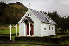 Εκκλησία Skà ³ gasafn Στοκ Φωτογραφία