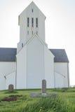 Εκκλησία Skà ¡ lholt, Ισλανδία Στοκ φωτογραφίες με δικαίωμα ελεύθερης χρήσης