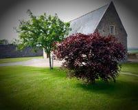 Εκκλησία Spynie Στοκ φωτογραφία με δικαίωμα ελεύθερης χρήσης