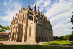 εκκλησία ST της Barbara Στοκ φωτογραφία με δικαίωμα ελεύθερης χρήσης