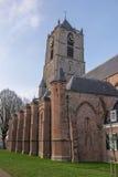 Εκκλησία Tiel στοκ εικόνα με δικαίωμα ελεύθερης χρήσης