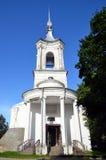 Εκκλησία Varlaam Khutynsky Στοκ φωτογραφία με δικαίωμα ελεύθερης χρήσης