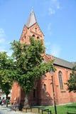 Εκκλησία Warnemà ¼ nde στη Γερμανία Στοκ φωτογραφία με δικαίωμα ελεύθερης χρήσης