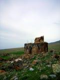 Εκκλησία Yeghvard Zoravar Στοκ φωτογραφίες με δικαίωμα ελεύθερης χρήσης