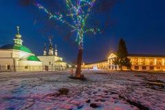 εκκλησίες και μοναστήρια της Ρωσίας Στοκ Φωτογραφίες