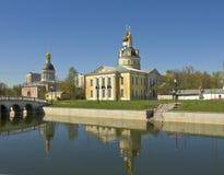 Εκκλησίες στη Μόσχα Στοκ Εικόνες