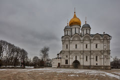 Εκκλησίες στο κόκκινο τετράγωνο Στοκ Εικόνα