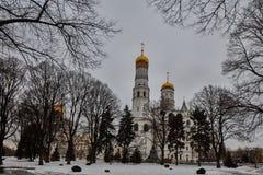 Εκκλησίες στο κόκκινο τετράγωνο Στοκ εικόνες με δικαίωμα ελεύθερης χρήσης