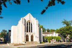 Εκκλησιαστική ενωμένη εκκλησία πρωτοπόρων Χριστού στο Σακραμέντο Στοκ φωτογραφίες με δικαίωμα ελεύθερης χρήσης