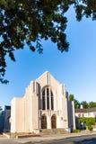 Εκκλησιαστική ενωμένη εκκλησία πρωτοπόρων Χριστού στο Σακραμέντο Στοκ φωτογραφία με δικαίωμα ελεύθερης χρήσης