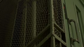 Εκλεκτής ποιότητας άνοδος Elevetor απόθεμα βίντεο