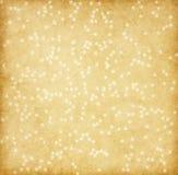 Εκλεκτής ποιότητας έγγραφο με τα αστέρια Στοκ εικόνες με δικαίωμα ελεύθερης χρήσης