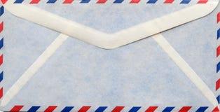 Εκλεκτής ποιότητας αεροπορική αποστολή φακέλων στοκ φωτογραφία με δικαίωμα ελεύθερης χρήσης