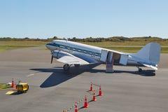 Εκλεκτής ποιότητας αεροσκάφη στο έδαφος Στοκ φωτογραφία με δικαίωμα ελεύθερης χρήσης