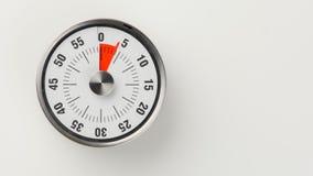 Εκλεκτής ποιότητας αναλογικό χρονόμετρο αντίστροφης μέτρησης κουζινών, παραμονή 4 λεπτών Στοκ φωτογραφίες με δικαίωμα ελεύθερης χρήσης
