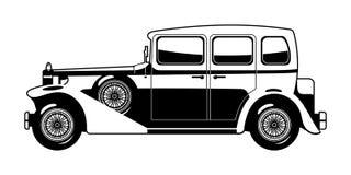 Εκλεκτής ποιότητας αυτοκίνητο Στοκ Φωτογραφίες
