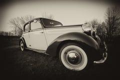 Εκλεκτής ποιότητας αυτοκίνητο στοκ εικόνες
