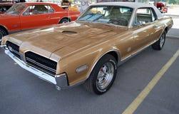 Εκλεκτής ποιότητας αυτοκίνητο Cougar υδραργύρου στοκ φωτογραφία
