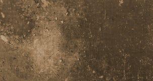 Εκλεκτής ποιότητας αφηρημένος άνευ ραφής βρόχος σύστασης πλαισίων grunge κίτρινος και καφετής παλαιός αναδρομικός ελεύθερη απεικόνιση δικαιώματος