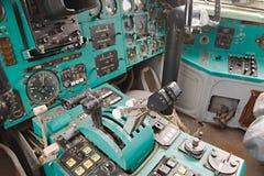 Εκλεκτής ποιότητας γέφυρα πτήσης Στοκ εικόνες με δικαίωμα ελεύθερης χρήσης