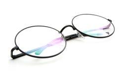 εκλεκτής ποιότητας γυαλιά κύκλων Στοκ Εικόνα