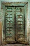 Εκλεκτής ποιότητας ινδική πόρτα στοκ φωτογραφία με δικαίωμα ελεύθερης χρήσης
